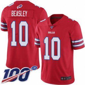 Bills Cole Beasley 100th Season Jersey (2)